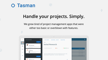 Startup of the day: Tasman