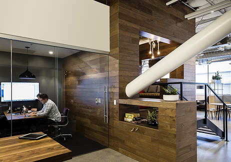 Look Inside Dropbox's San Francisco Headquarters