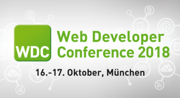 WDC - Web Developer Conference 2018