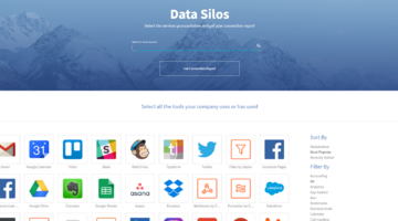 Startup of the day: Data Silos