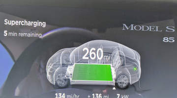 How Fast Does a Supercharger Charge a Tesla?