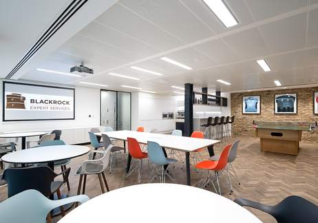 Inside Blackrock Expert Services' New London Office