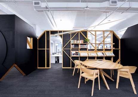 A Tour of Quartz's Sleek New NYC Office