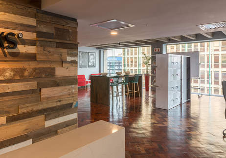 Inside ThoughtWorks' Cool New Johannesburg Office