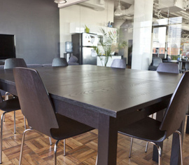 Beautiful downtown office space available - Top floor @ Spadina & Adelaide!