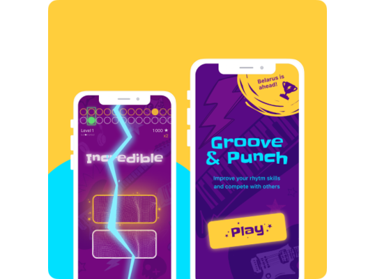 Groove&Punch Game