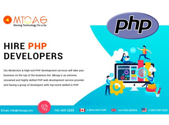 custom php development