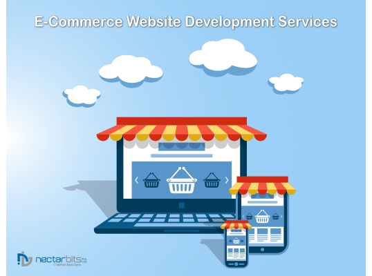 Custom ECommerce Website Development Services & Solutions