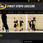 A WordPress based website on soccer coaching
