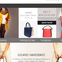 A Magento based eCommerce store on high quality handbags