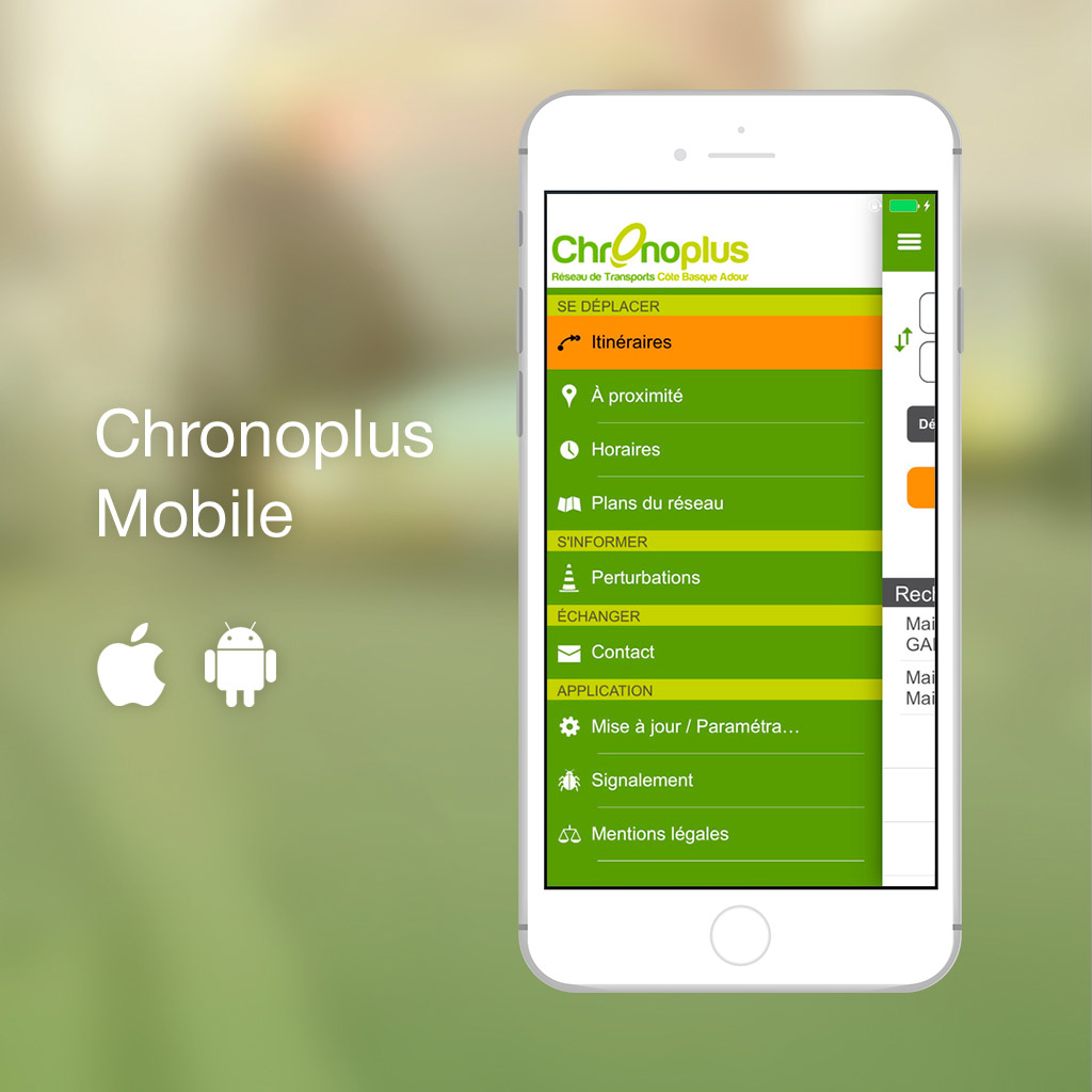 Chronoplus Mobile