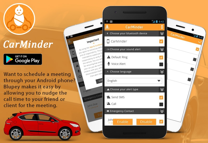 Mobile App for Car Owners