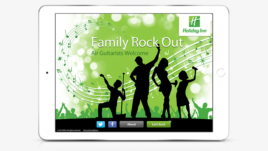 Holiday Inn - Family Rock Out