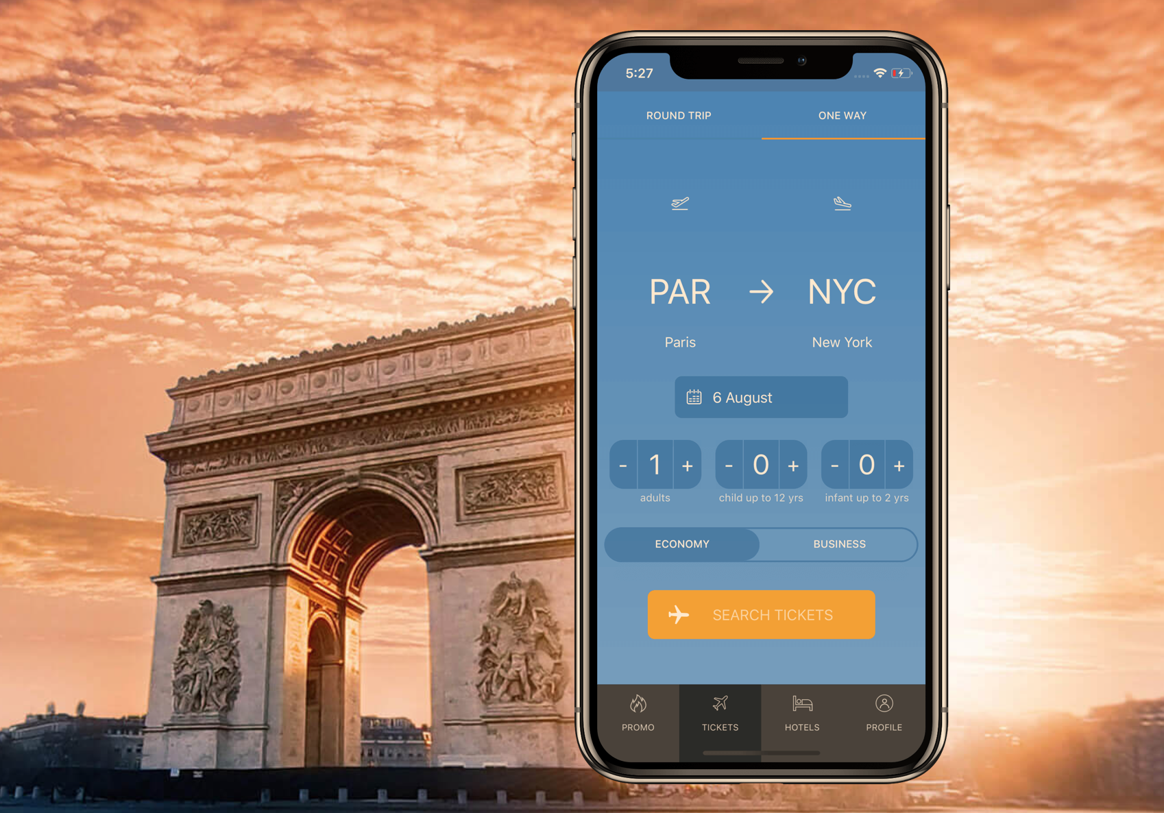 City.Travel app